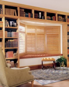 Shutters - Bay Window