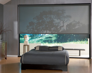 roller shade screen